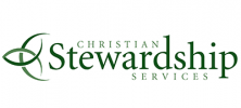 Christian Stewardship Services logo and link to website