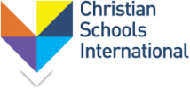 Christian Schools International logo and link to website